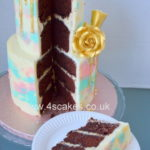 Bromley London Wedding cake Makers 4S Cakes