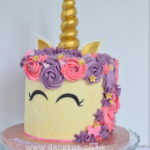 Unicorn cake by bromley london birthday cake makers 4s Cakes