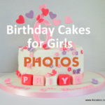 Birthday Cake for girls
