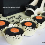 Kerren Millen Cup Cake by 4S Cakes Bromley, Croydon Cake Makers