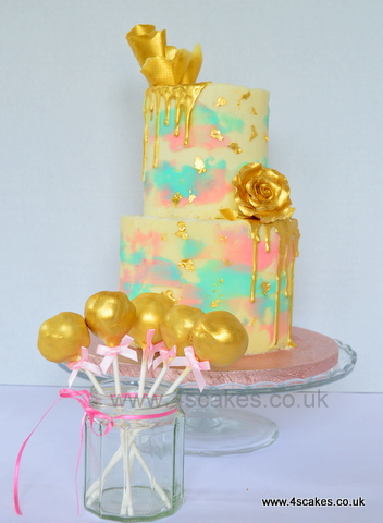Cake pops by 4s cakes london wedding cake maker