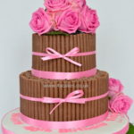 Chocolate lovers cake by Bromley London cake makers