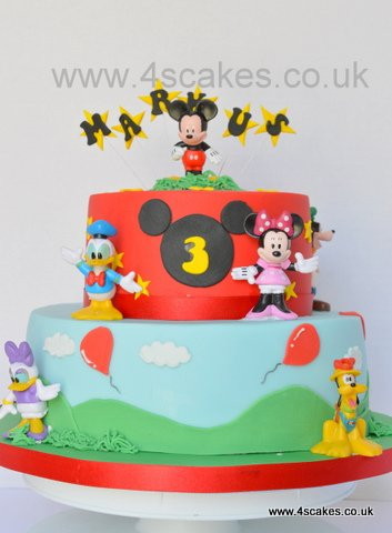 Birthday Cake For Boys 4s Cakes Bakery In Bromley