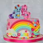 My little pony cake by london based birthday cake makers