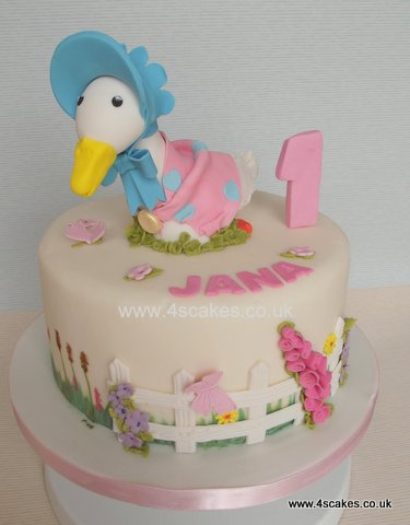 Peter Rabbit Birthday Cake Uk