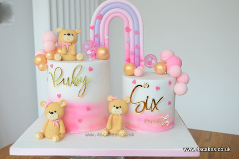 First Birthday cake bromley london cake shop